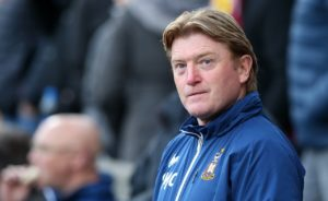 Stuart McCall believes things can only get better for Scunthorpe after earning a point in his first game in charge.