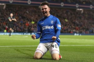 Glenn Middleton revealed how Steven Gerrard sent him out for his first Rangers start with instructions to give Ayr '90 minutes of pure hell'.