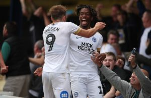 Peterborough returned to the top of League One as a wonderful strike from Ivan Toney helped earn a 4-2 win at Gillingham.