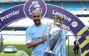 Pep Guardiola has spoken of his 'dream' of managing in international football one day - but claims it is unlikely to be with Spain.
