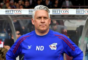 Scunthorpe's former boss Nick Daws has announced he is ready for his next managerial challenge after thanking the club for his time in charge.