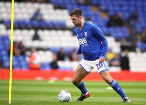 Birmingham expect to have brothers Gary and Craig Gardner both available for the Sky Bet Championship match against Ipswich.