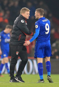 Bournemouth play host to Leicester on Saturday looking to extended their unbeaten run over the Foxes to seven matches.