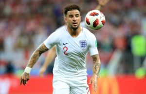 Kyle Walker has revealed he would prefer to play at right-back rather than centre-back for England.