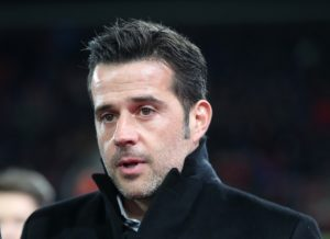 Everton manager Marco Silva blamed his side's errors as they slipped to a first defeat of the season against West Ham on Sunday.