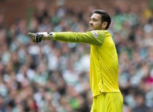 Craig Gordon wants Celtic to carry their Europa League euphoria into Sunday's Ladbrokes Premiership clash with Kilmarnock.