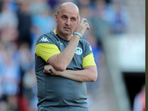 Wigan boss Paul Cook has hailed their gritty performance to claim all three points against Bristol City on Friday.