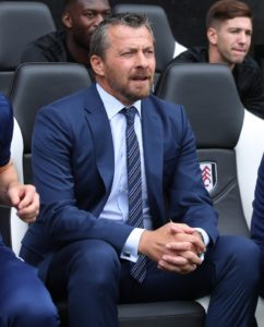 Slavisa Jokanovic will lead current team Fulham into the clash with former club Watford in Saturday's early Premier League game.