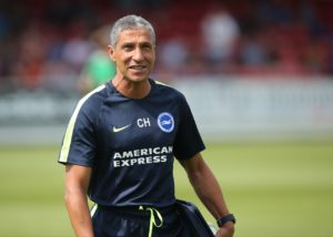 Brighton boss Chris Hughton deserves plenty of credit for the work he's done at the Amex, according to Southampton manager Mark Hughes.
