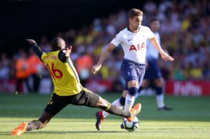 Spurs face Premier League rivals Watford in the Carabao Cup on Wednesday on unfamiliar territory as the tie is staged in Milton Keynes.