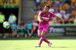 Former Arsenal star Santi Cazorla is eyeing up a 'beautiful' return to European action with his new club Villarreal.