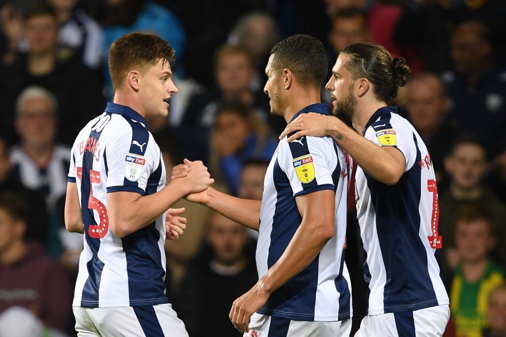 West Brom boss Darren Moore hailed Harvey Barnes after he inspired the Baggies to a 4-2 win over Bristol City.