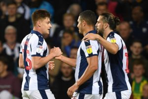 West Bromwich Albion will be looking to keep up their impressive form as they prepare to host Crystal Palace in the Carabao Cup.