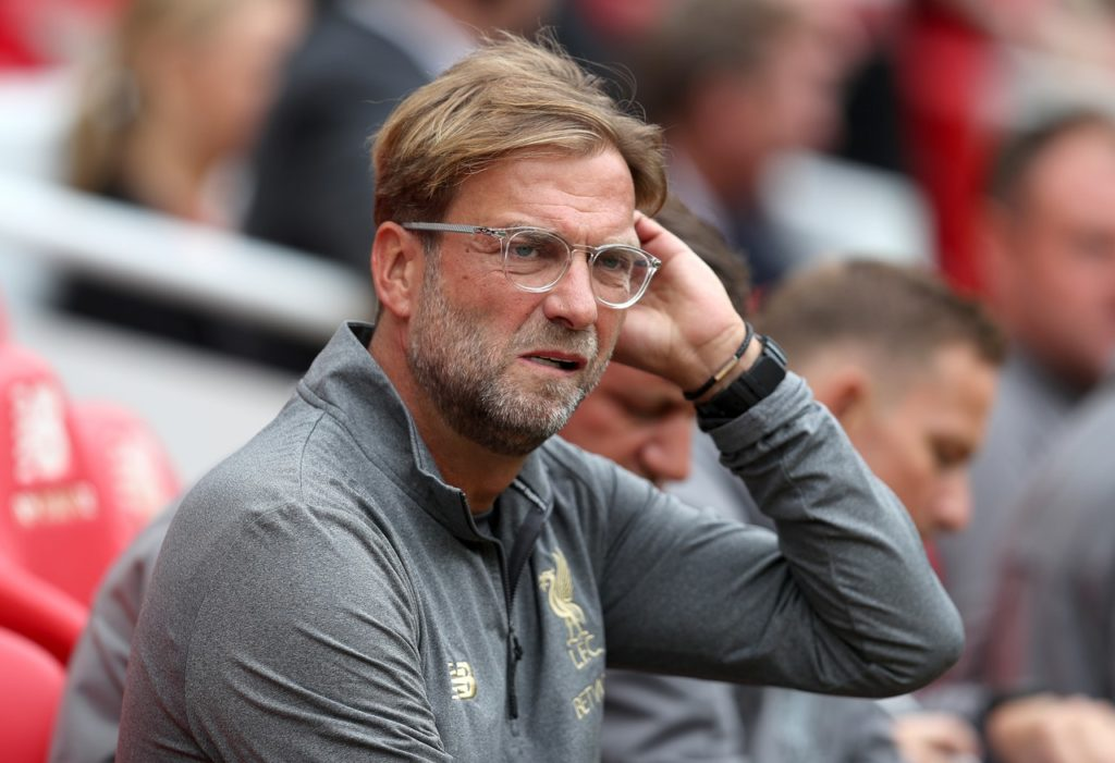 Liverpool boss Jurgen Klopp doesn't believe there is ever a good time to be playing Tottenham ahead of Saturday's visit to Wembley.