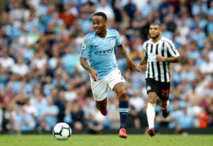 Manchester City star Raheem Sterling is fit and ready to play in this weekend's meeting with Fulham in the Premier League.