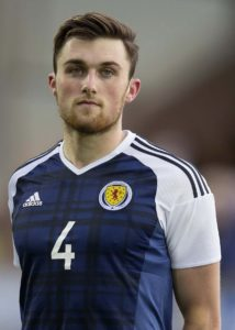 Hearts defender John Souttar is expect to make his Scotland debut as Alex McLeish's side prepare to host Belgium at Hampden Park.
