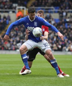 Lukas Jutkiewicz demonstrated the growing confidence in the Birmingham side with two face-saving goals to earn a 2-2 home draw against struggling Ipswich.