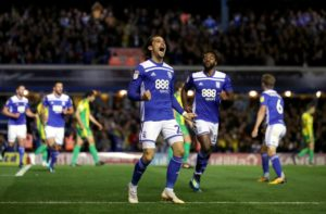 Birmingham are still waiting for their first win of the Sky Bet Championship season after being held to a 1-1 home draw by West Brom.