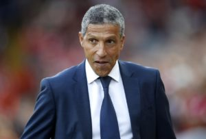 Brighton boss Chris Hughton has welcomed the timing of the international break as he looks to get his squad back to full strength.