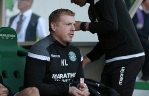 Neil Lennon has warned his Hibernian players that Dundee will be desperate to restore some pride on Saturday.