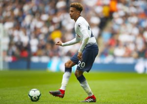 Dele Alli will be assessed ahead of Saturday's trip to Brighton after he returned to Spurs training following a hamstring injury.