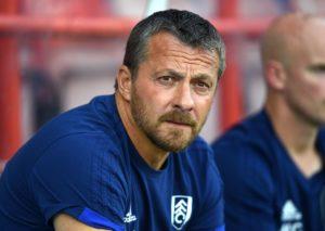 Fulham boss Slavisa Jokanovic admits Harvey Elliott is not ready for first-team action, despite praising his ability.