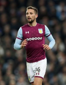 A stoppage-time equaliser from substitute Conor Hourihane earned Aston Villa a dramatic 1-1 draw against Blackburn at Ewood Park.