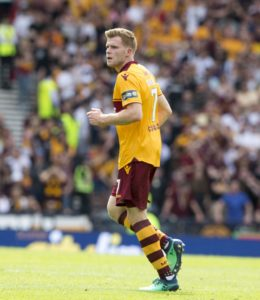 Chris Cadden returned from Scotland under-21 duty on a high following another morale-boosting win over Holland but with ambitions to return to the senior team.