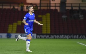 Gillingham could have midfielder Mark Byrne available again following a hamstring problem for the Sky Bet League One match against AFC Wimbledon.