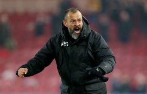 Coach Nuno Espirito Santo feels the most pleasing aspect of Wolves' victory over West Ham was the way they stuck to their game plan.