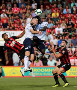 Everton defender Michael Keane is adamant the strong competition for places at the club will help the Toffees climb the table.