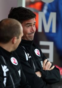 Harry Kewell will be back in the dugout on Saturday as Notts County take on Stevenage in their first home match under the Australian's management.
