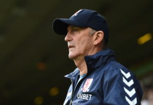 Middlesbrough boss Tony Pulis will assess his troops before naming a side to face Swansea after a gruelling week in the Sky Bet Championship.