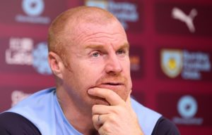 Burnley boss Sean Dyche says their season is about to start with their Premier League clash with newly promoted Wolves.