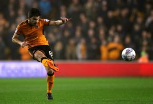 Wolves midfielder Ruben Neves is enjoying life at the club but has also confirmed his desire to play Champions League football.