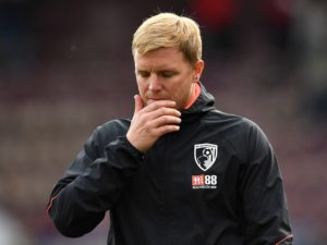 Bournemouth are set to be without three injured first-team squad members for Tuesday's League Cup clash with Blackburn.