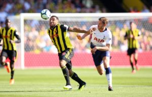 Watford could be unchanged for the visit of Manchester United after ending Tottenham's 100 per cent record last time out.