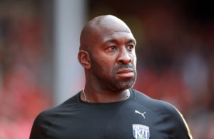Darren Moore believes his West Brom side showed a lot of 'character' as they came from behind to draw 1-1 at Birmingham on Friday.