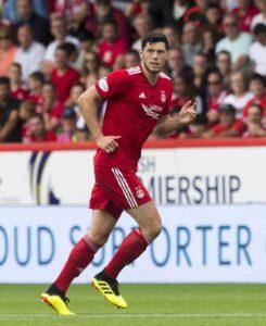 Aston Villa, Norwich City and Swansea City are all keeping tabs on Aberdeen's Scotland international centre-back Scott McKenna.