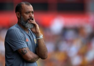 Wolves boss Nuno Espirito Santo is targeting more clean sheets as he aims to establish his side in the Premier League.
