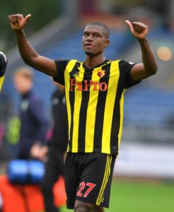 Christian Kabasele hopes his Watford form will earn him a recall to the Belgium squad.