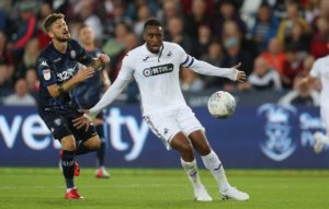 Leroy Fer and Bersant Celina could return for Swansea against QPR.
