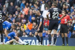 Dundee have submitted an appeal against Kenny Miller's Ibrox dismissal.
