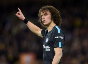 Chelsea are reportedly set to open contract talks with defender David Luiz, whose current deal is due to expire next summer.