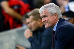 Southampton boss Mark Hughes has admitted his side might lack the 'nous' to get over the line in games after their draw with Brighton.