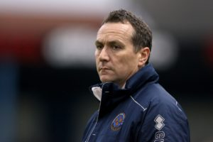 Micky Mellon was satisfied with his players' performance if not the result after Tranmere were denied victory by Colchester in a 1-1 draw at Prenton Park.