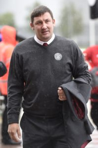 Hamilton manager Martin Canning is going on the attack at training this week.