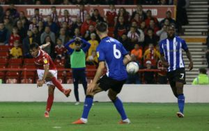 Nottingham Forest ended their dismal record against Sheffield Wednesday with a 2-1 win at the City Ground.