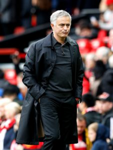 Jose Mourinho insists he relishes the pressure cup competitions can create as he seeks to draw a line under another turbulent weekend at Manchester United.