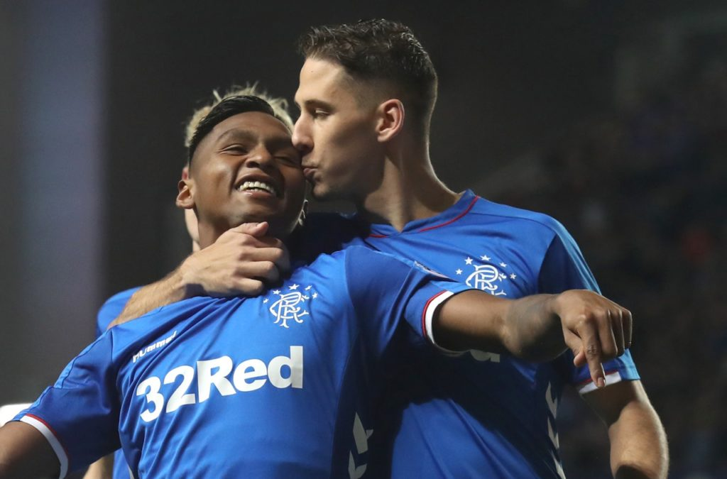 Rangers clinched their place in the Betfred Cup semi-finals with a comfortable 4-0 win over Ayr United - but now face a Hampden dilemma.
